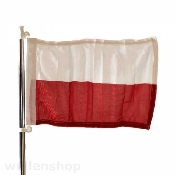 Flagge Polen 20 x 30 cm Bild 1