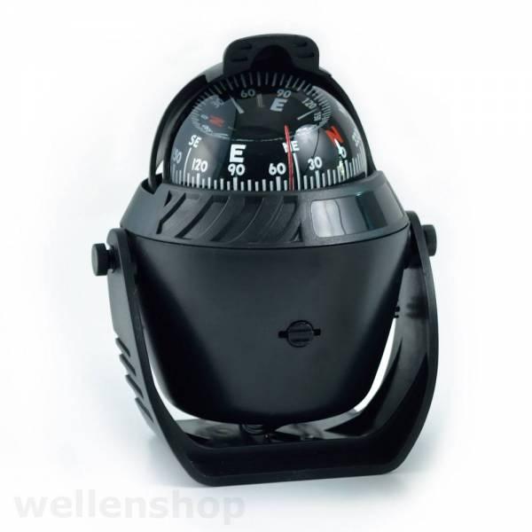 Kompass schwarz, beleuchtet Bild 1