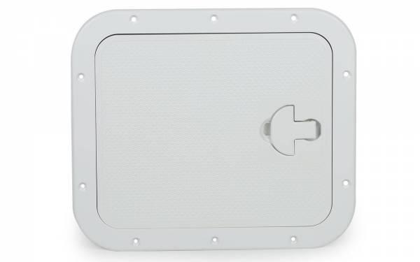 Inspektionsluke 303 x 254 mm weiß Bild 1