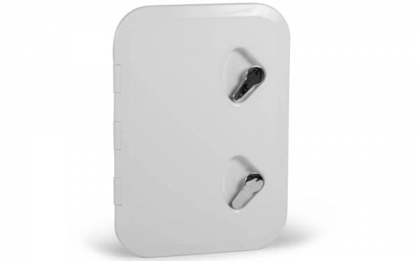 Inspektionsluke Weiß 315 x 440 mm KROME