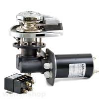 Ankerwinde Lofrans X1 Ø 6 mm Kette ohne Spill vertikal Aluminium 500W 12V