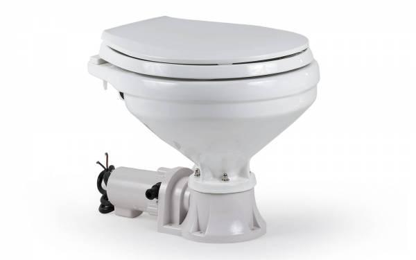 Toilette mit Zerhacker elektrisch 12 V groß Bild 1