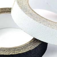 Grip Tape Antirutschband Weiß 5 m x 25 mm