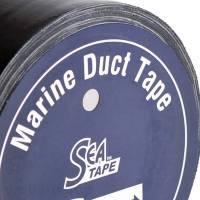 Marine Gewebeband Schwarz 50 mm x 50 m-