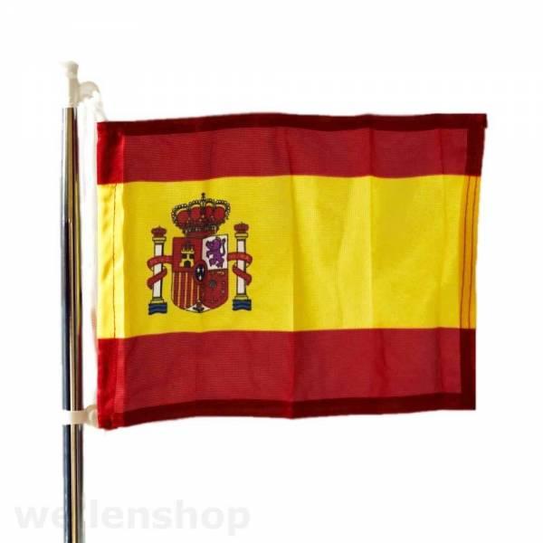Flagge Spanien 30 x 45 cm Bild 1