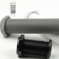 Durchführung Kabeldurchlass 155 mm Grau Bild 3
