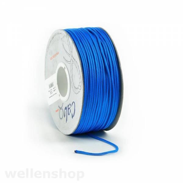 Surfleine Blau Ø4mm, Meterware-