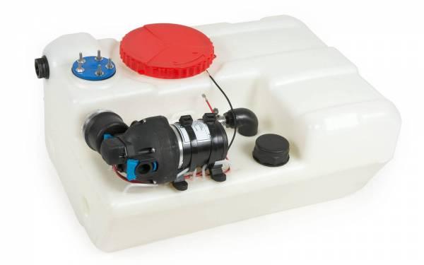 40L Frischwassertank mit 12V Pumpe 8 lt/min-