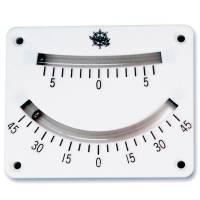 Klinometer Krängungsmesser bis 45°