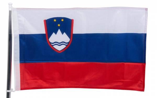 Flagge Slowenien 20 x 30 cm Bild 1