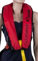 Rettungsweste Lalizas Sigma 170N manuelle & automatische Auslösung rot Bild 2