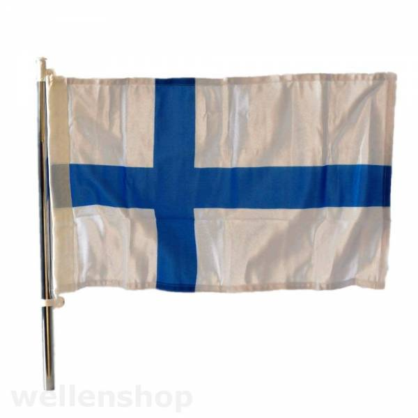 Flagge Finnland 50 x 75 cm Bild 1