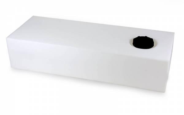 Weißer 150 Liter Tank für Frischwasser