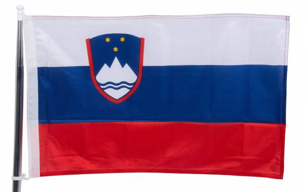 Flagge Slowenien 50 x 75 cm