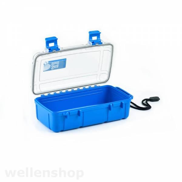 Aufbewahrungsbox blau 182 x 120 x 42 mm Bild 1