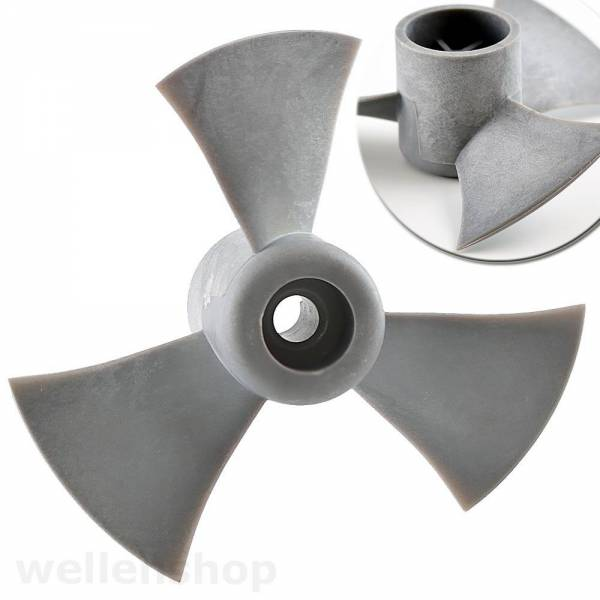 Max Power 3-Blatt Propeller CT 35 & CT 45 bild 1
