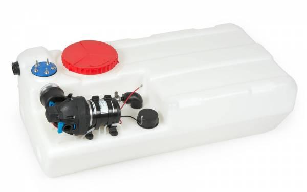 60L Frischwassertank mit 12V Pumpe 8 lt/min-