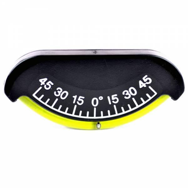 Klinometer Krängungsmesser 45° Skala