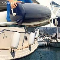 Ocean Clip-On Fender 60 cm Navyblau-