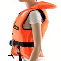 Kinder Feststoff-Rettungsweste 3 - 20 kg Ohnmachtssicher