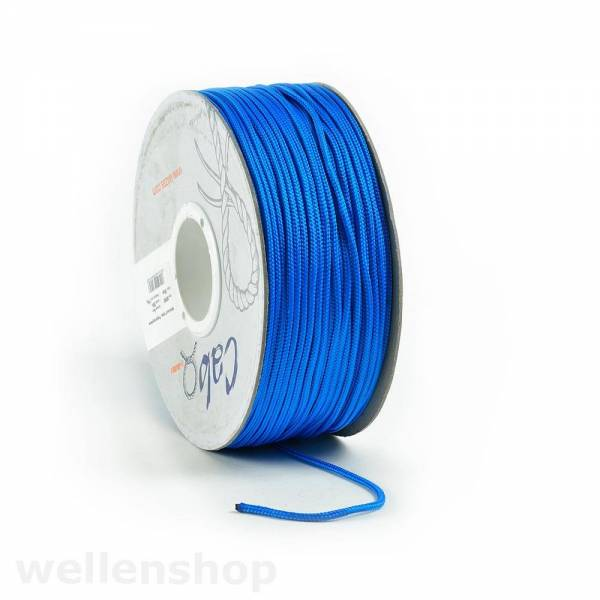 Surfleine Blau Ø5mm, Meterware-