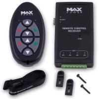 Funk-Fernbedienung Max Power 12 / 24 V f. Bug- / Heckstrahlruder / Ankerwinde