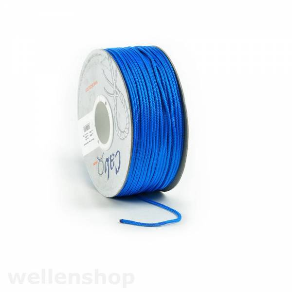 Surfleine Blau Ø3mm, Meterware-