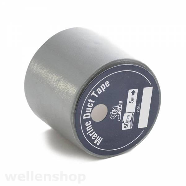 Marine Gewebeband Grau 50 mm x 5 m-