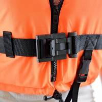 Rettungsweste 100 N 70 - 90 kg ohnmachtsicher Bild 7