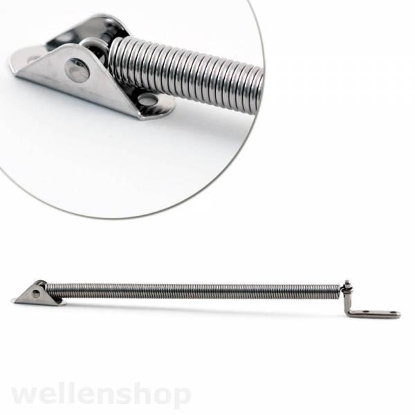 Lukenhalter Scheibenhalter 230 mm Edelstahl-