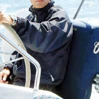 Ocean Relingfender SOLOVELA Solid Blau