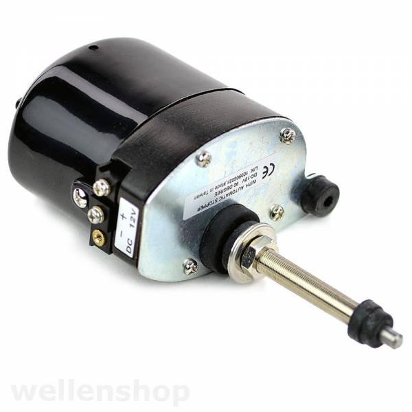 12 Volt Scheibenwischermotor mit Schalter