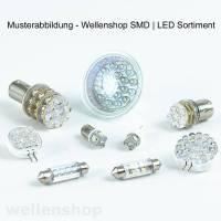 12V 20 LED Strahler Spot G5.3-