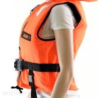 Rettungsweste 100 N 70 - 90 kg ohnmachtsicher Bild 6