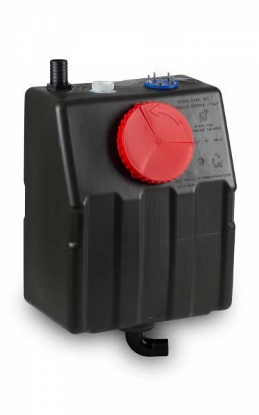 Abwassertank Zefiro 40 Liter vertikal Bild 1
