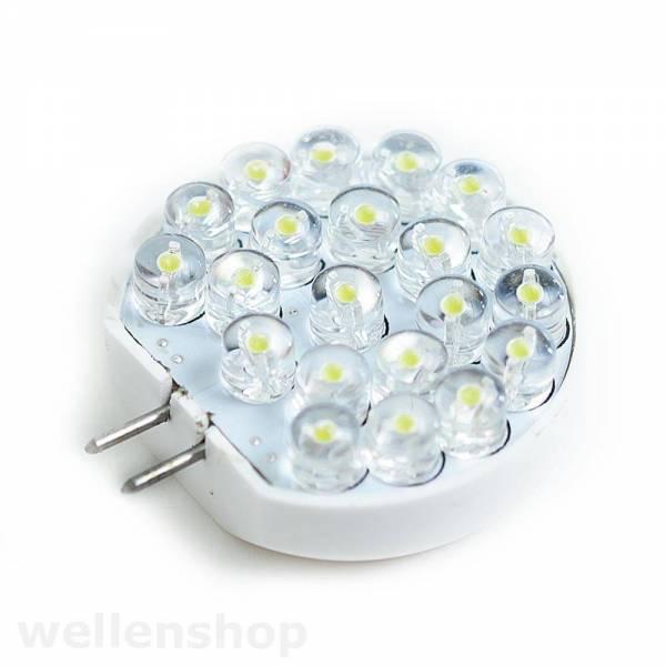 12V 21 LED Leuchtmittel G4-