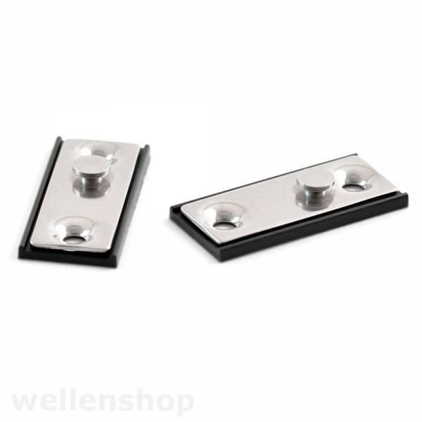 Halteplatte Hängevorrichtung für Badeleiter-
