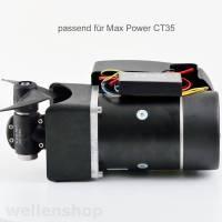 Max Power 3-Blatt Propeller CT 35 & CT 45 bild 4