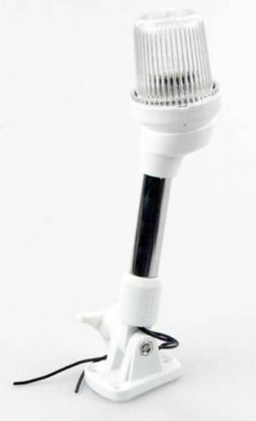 Positionslicht klappbar 10 Watt, 640 mm, Weiß