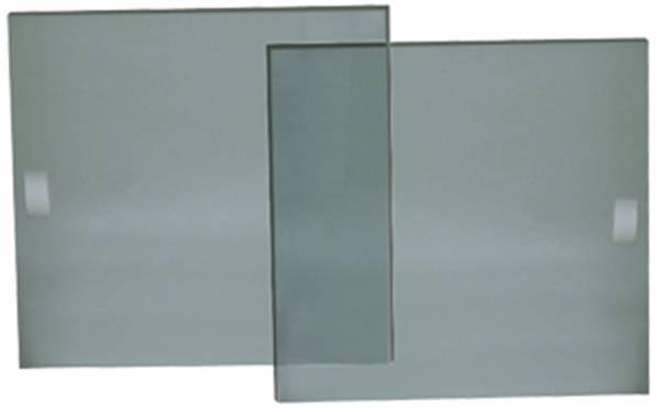 Doppel-Scheibe Abdeckung für Ablagefach Acrylglas Bild 1