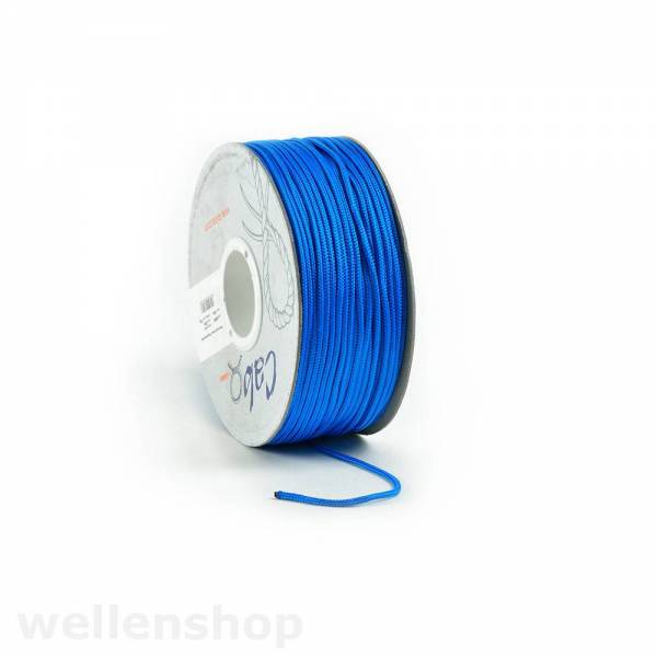 Surfleine Blau Ø2mm, Meterware-