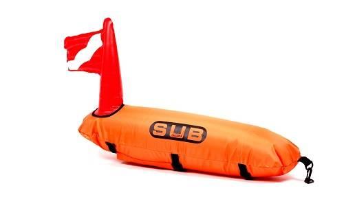 Taucherboje Torpedo Diving Marker Buoy